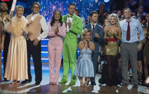 "Dancing With the Stars (DWTS) Recap - Jake T. Austin Eliminated: Season 23 Episode 2a ""The Results"""