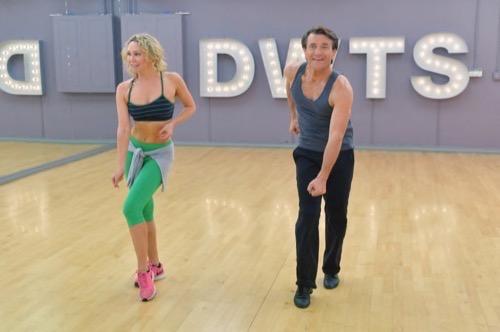 Robert Herjavec Dancing With The Stars Cha Cha Video Season 20 Premiere 3/16/15 #DWTS