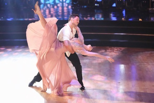 Rumer Willis Dancing With The Stars Cha Cha Video Season 20 Week 2 - 3/23/15 #DWTS