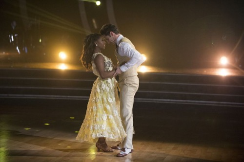Simone Biles Dancing With The Stars Contemporary Video Season 24 Episode 5 – 4/17/17 #DWTS