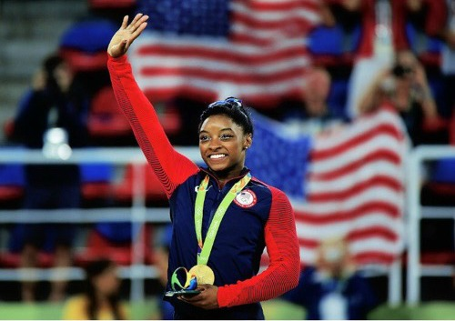 Dancing With The Stars Season 23 Wants Simone Biles Olympic Gold Gymnast As Top Contestant Choice