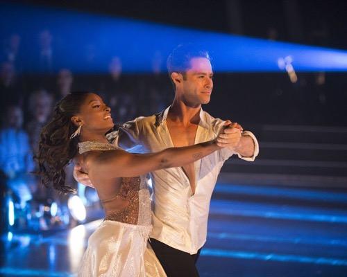 Simone Biles Dancing With The Stars Cha Cha Video Season 24 Episode 2 – 3/27/17 #DWTS