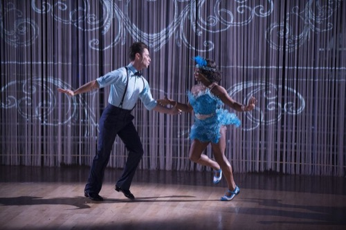 WATCH Simon Biles Dancing With The Stars Foxtrot Season 24 Episode 8 - 5/8/17 #DWTS