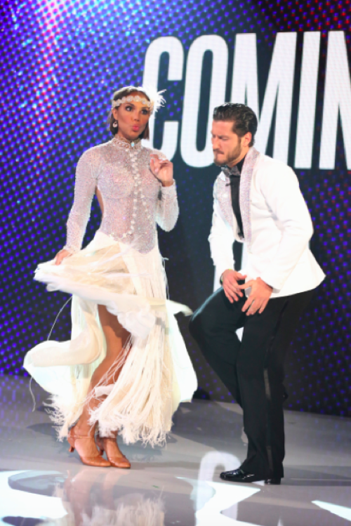 Tamar Braxton Rushed To Hospital Emergency, Misses DWTS Live Performance - Update: Shows Up For Second Dance!