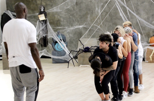 Team Monster Mash Dancing With the Stars Freestyle Video 10/30/17 #DWTS #TeamMonsterMash