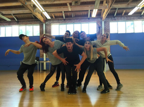 Team Nightmare Dancing With the Stars Freestyle Video 10/26/15 #DWTS #TeamNightmare
