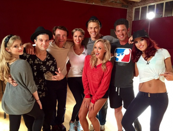 Team Yolo Dancing With the Stars Freestyle Video 4/20/15 #DWTS #TeamYOLO