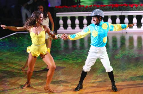 Victor Espinoza Dancing With The Stars Rumba Video Season 21 Week 2 – 9/22/15 #DWTS