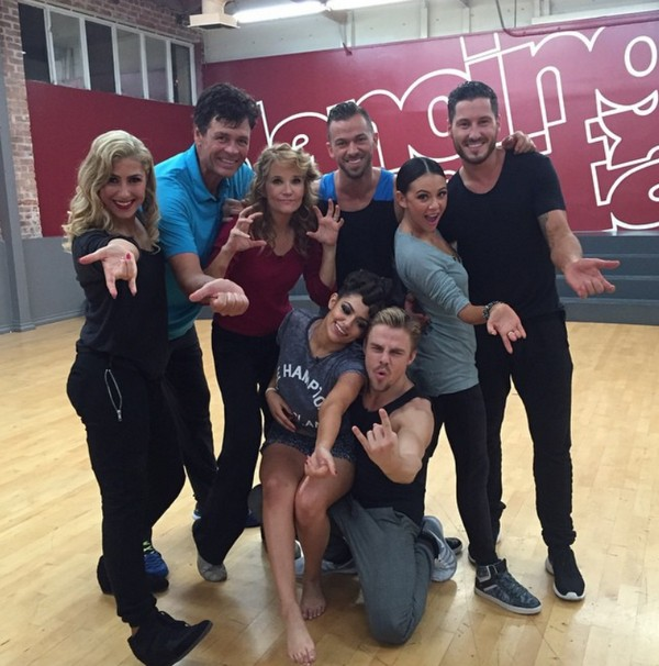Team Itsy Bitsy Dancing With the Stars Freestyle Video 10/27/14 #DWTS #TeamItsyBitsy
