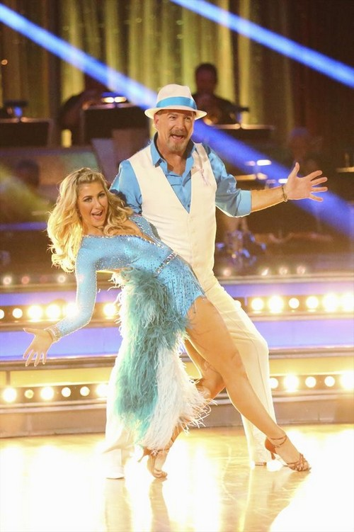 Bill Engvall Dancing With the Stars Viennese Waltz Video 10/14/13