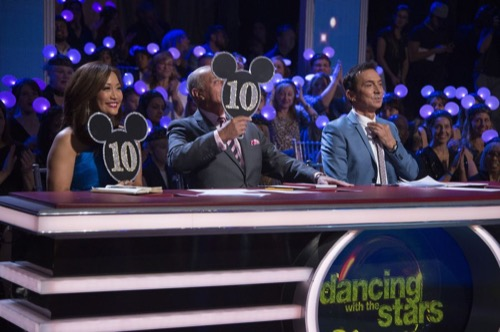 "Dancing With the Stars Recap 10/23/17: Season 25 Week 6 ""A Night at the Movies"""