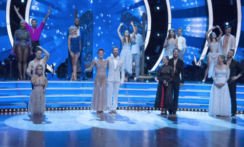 "Dancing With the Stars (DWTS) Recap - Amber Rose Eliminated: Season 23 Episode 6 ""Latin Night"""