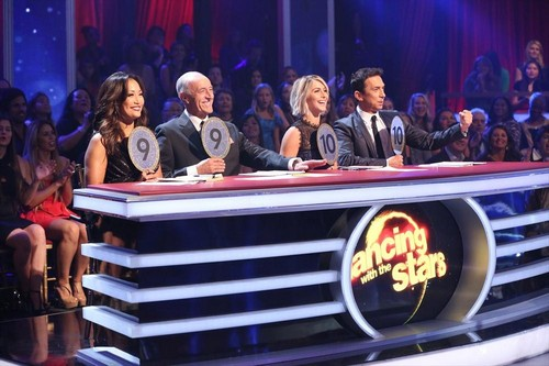 "Dancing With the Stars Recap - Lea Thompson and Artem Chigvintsev Eliminated - Season 19 Week 9 ""America's Choice"""