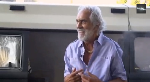 Tommy Chong and Emma Slater Dancing With The Stars Mambo Video Season 19 Week 5 #DWTS