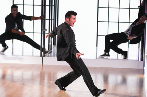 Alek Skarlatos Dancing With The Stars Contemporary Video Season 21 Week 8 – 11/2/15 #DWTS