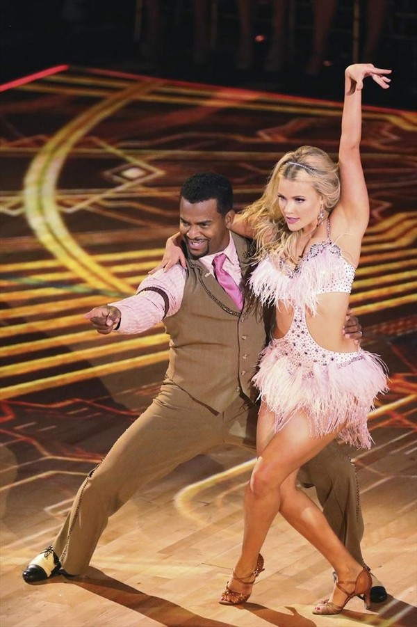 Alfonso Ribeiro & Witney Carson Dancing With the Stars Samba Video Season 19 Week 2 9/22/14 #DWTS