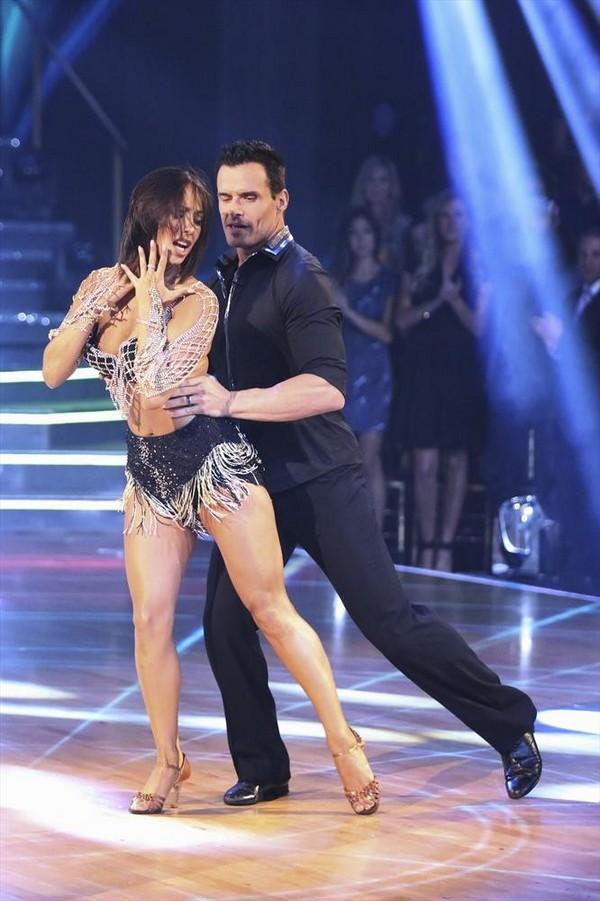 Antonio Sabato JR. & Cheryl Burke Dancing With the Stars Rumba Video Season 19 Week 2 9/22/14 #DWTS