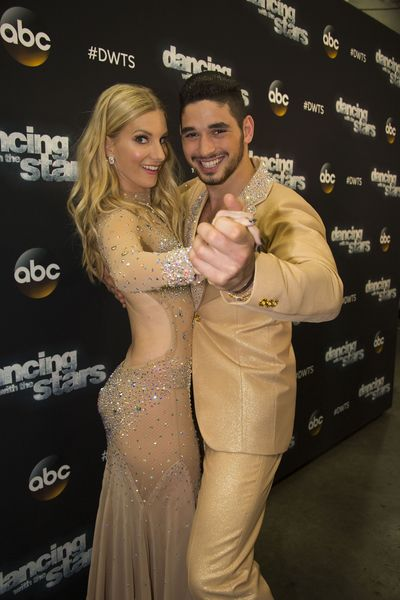 Heather Morris Dancing With The Stars Cha Cha Video Season 24 Episode 4 – 4/10/17 #DWTS