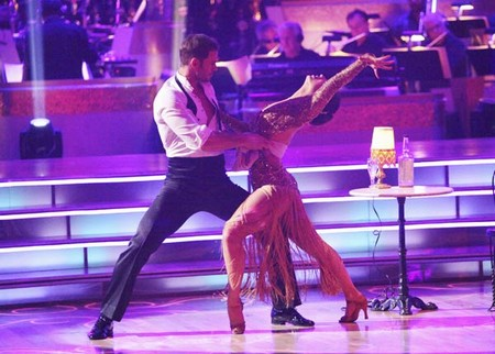 William Levy Dancing With The Stars Tango Performance Video 5/14/12