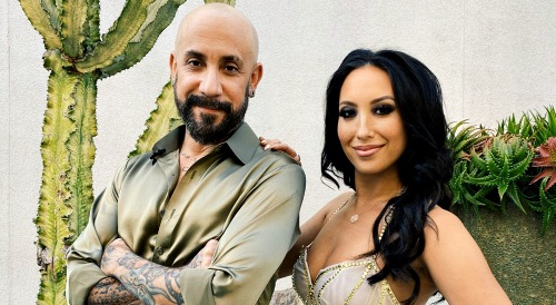 Dancing With the Stars Spoilers: AJ McLean Recalls Daughter Saving His Life, 'You Don't Smell Like My Daddy'