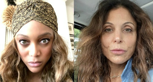 Dancing With the Stars Spoilers Bethenny Frankel Says Tyra Banks Not Bigger Than The Game Deletes Tweet Invites Her on Podcast