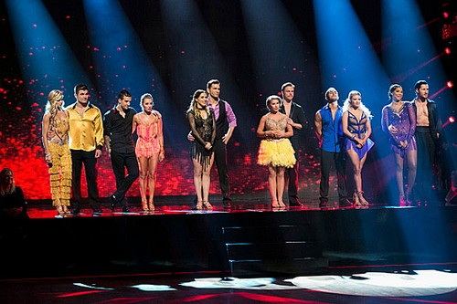 Who Will Be Voted Off Dancing With The Stars 2016 Week 7, Double Elimination - 'Icons Night' - Vote in the POLL