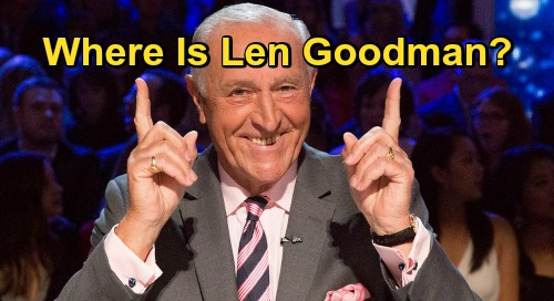 Dancing with the Stars Spoilers: What Happened to Len Goodman? Derek Hough in DWTS Judges Spot