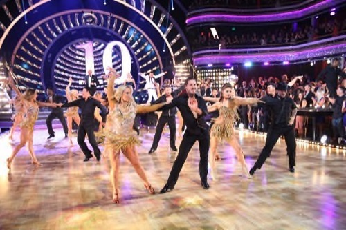 """Dancing With the Stars 2015 Recap Willow Shields Eliminated, Voted Off Season 20 Episode 7 """"Era's Night"""""""