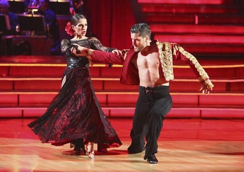 Kelly Monaco Dancing With the Stars All-Stars Contemporary Performance Video 10/15/12