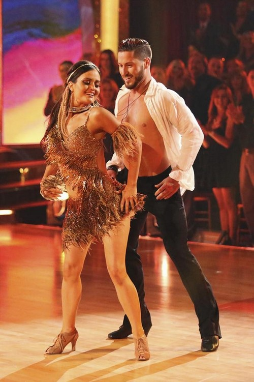 Danica McKellar Dancing With the Stars Contemporary Video 3/31/14 #DWTS