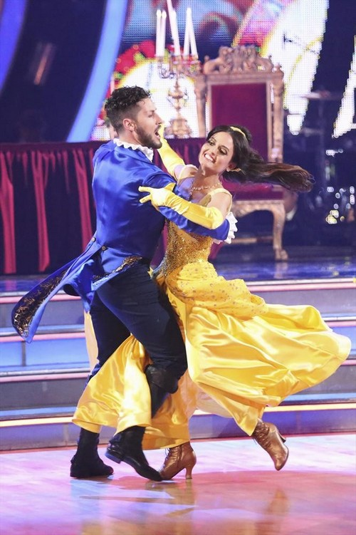 Danica McKellar Dancing With the Stars Cha Cha Cha Video 4/21/14 #DWTS