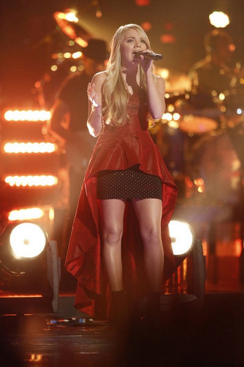 "Danielle Bradbery The Voice Semifinals ""Please Remember Me"" Video 6/10/13"