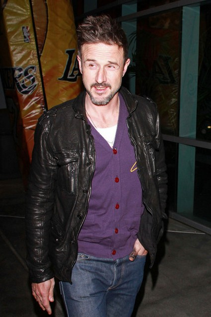 David Arquette to Join Ex Courteney Cox on Season's Finale of Cougar Town