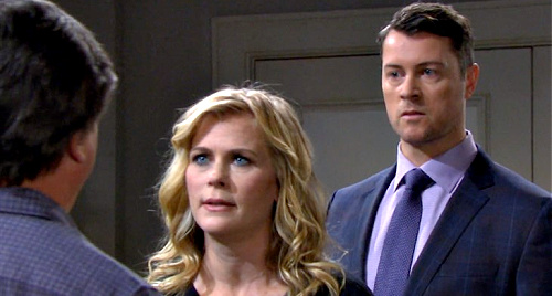 Days Of Our Lives Spoilers: Kate Caught In EJ's Crossfire -  Lucas In Grave Danger