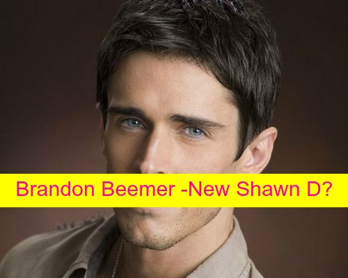 Days of Our Lives (DOOL) Spoilers: Jason Cook Two-Month Return on October 23 - Shawn D Recast Brandon Beemer Taking Over?