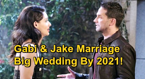Days of Our Lives Spoilers: 3 Reasons Jake & Gabi Should Marry – Big DOOL Wedding by 2021