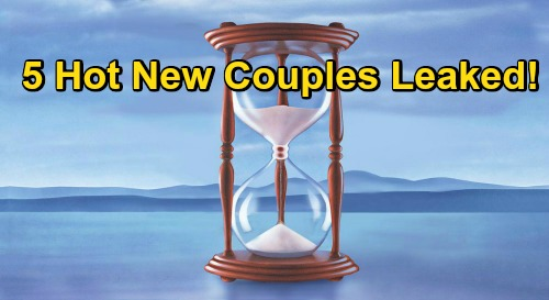 Days of Our Lives Spoilers: 5 Hot New Couples Leaked – 55th Anniversary Cast Photo Offers Major Story Clues