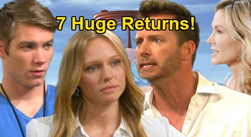 Days of Our Lives Spoilers: 7 Big Returns, Who's Coming and When – Everything DOOL Fans Need to Know