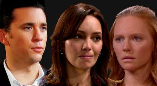 Days of Our Lives Spoilers: Abigail Finds Gwen & Chad in Bed, Salem Inn Betrayal Blows Up 'Chabby' – New Year's Eve Heartbreak