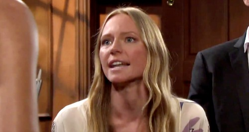 Days of Our Lives Spoilers: Abigail Fires Gwen & Kicks Her Out – Schemer Blackmails Chad, Demands to Stay