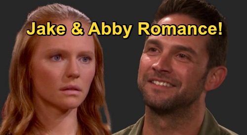 Days of Our Lives Spoilers: Abigail & Jake Romance Coming – Gwen's New Competition After Rival Gabi Leaves Salem