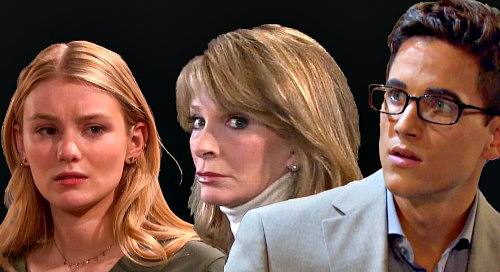 Days of Our Lives Spoilers: Allie Identifies Charlie as Attacker During Session with Marlena - Hypnosis Memory Flood
