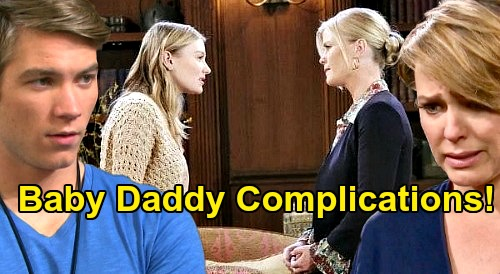 Days of Our Lives Spoilers: Allie Reveals London Secret Tripp Encounter – Nicole Wants Baby Daddy Truth