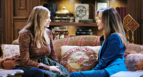 Days of Our Lives Spoilers: Allie Takes Legal Action To Make Tripp Financially Support Henry - Seeks Help From Belle?