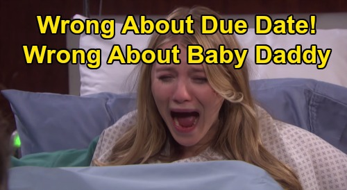 Days of Our Lives Spoilers: Allie's Wrong About Baby Due Date - Could The Father Be Someone Other Than Who She Thinks?