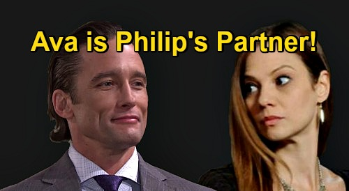 Days of Our Lives Spoilers: Ava Vitali Revealed as Philip's Partner – How Tripp and Titan Stories Collide