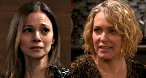 Days of Our Lives Spoilers: Ava and Nicole, Old Friends Become Foes – Shocking Reunion Sets Up Battle Over Tripp and Allie