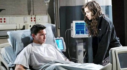 Days of Our Lives Spoilers: Ben & Ciara's Lovemaking Attempt Disaster – Ciara's Neck Triggers Trauma