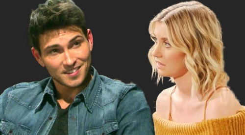 Days of Our Lives Spoilers: Ben & Claire's Ciara Search Brings Steamy Surprise – Drawn to Each Other After Frustrating Failure?