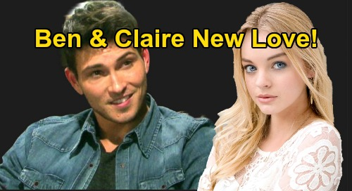 Days of Our Lives Spoilers: Ben & Claire Romance Shocker – New Love Blooms After Ciara's Exit and 'Cin' Breakup?